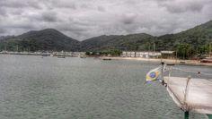 Porto Belo em Santa Catarina, Brazil