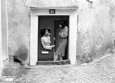 Lisboa 1981 Fotografia de © Simon Nowicki