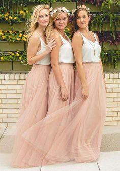 0a0c5f68c Las 40 mejores imágenes de Vestidos para damas de honor