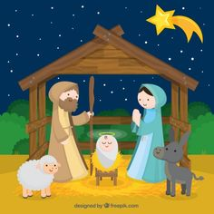 Fondo del nacimiento del niño jesús con ... | Free Vector #Freepik #freevector #fondo #estrella #pajaro #lindo Fun Christmas Quiz, Christmas Party Games For Groups, Christmas Games For Adults, Favorite Christmas Songs, Christmas Program, Christmas Activities, Holiday Fun, Christmas Crafts, Assisted Living Activities