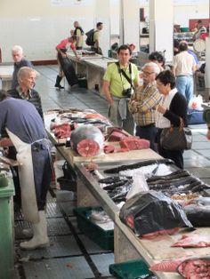 24.05.2014 fishmarket of Funchal