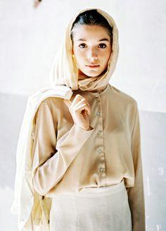 Tatiana Silk Shirt -Magnolia Antic, spanish company