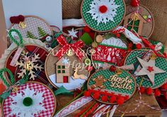 Καλημέρα! Μετά την Χριστουγεννιάτικη Βάπτιση θα σας δείξω τα γουράκια που έφτιαξα για φέτος!!! Φυσικά θα καταλάβετε οτι το αγαπημέ...