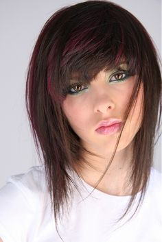 Tagli capelli lunghi lisci 2012