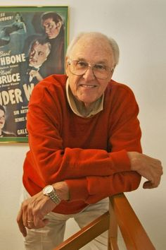 Michael A. Hoey, Producer, Director and Elvis Screenwriter, Dies at 79 (Son of Dennis Hoey, Lestrade in the Rathbone/Bruce films. Author of several books on his experiences and speaker at Gillette to Brett)
