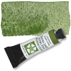 This natural green provides landscape artists rest in a summer painting saturated with vibrant greens. Opaque and low-staining, Chromium Green Oxide mixes well to soften other colors.
