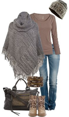 """Sandy Southwest"" by simple-wardrobe ❤ liked on Polyvore"