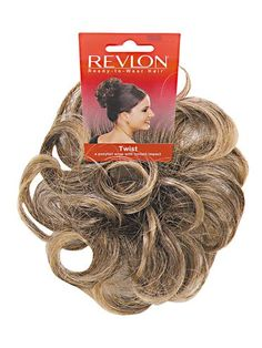 Revlon Ready-To-Wear Spare Hair Twist Hairpiece Frost