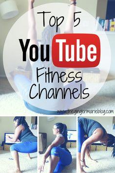 Top 5 YouTube Fitnes