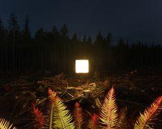 Alternatives Landscapes II sur Behance de Benoit Paillé