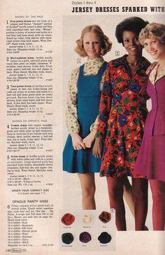 Retrospace: Catalogs #37: Sears 1974 Women's Fashion