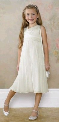 Young bridesmaids dresses