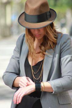 Miss trendy Barcelona: Look masculino