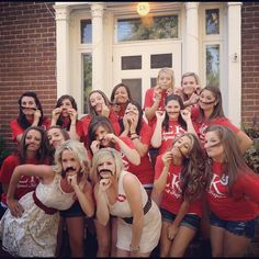 Mustaches... cute.... I love these girlies!