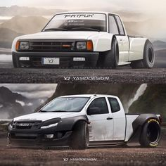 """2,814 Likes, 48 Comments - Yasid Design (@yasiddesign) on Instagram: """"Are you a B2000, or a DMax? Busy days ahead but more things coming from time to time! #mazda…"""""""