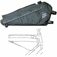 Bike Bags » Jandd Frame Bag