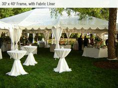 Wedding Tent Rental Chicago, Rent Wedding Tents Chicago Illinois, Outdoor  Wedding, Tent Rentals,Backyard Wedding And Party Rentals Chicago