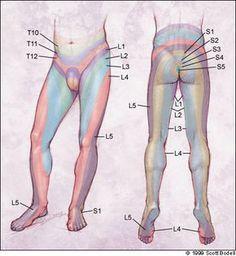 Symptomen Hernia L4-L5
