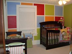 I LOVE THIS! might change the colors up a tad, but it's gonna look so great in my baby's room someday!