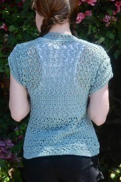 The Harper Cardigan Crochet Pattern – Casale Crafts