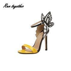 $20.58 (Buy here: https://alitems.com/g/1e8d114494ebda23ff8b16525dc3e8/?i=5&ulp=https%3A%2F%2Fwww.aliexpress.com%2Fitem%2FNew-spring-summer-fashion-star-classics-dream-Butterfly-women-pumps-buckle-high-heels-sandals-shoes-woman%2F32586391768.html ) New spring summer fashion star classics dream Butterfly women pumps buckle high heels sandals shoes woman buckle ladies leather for just $20.58