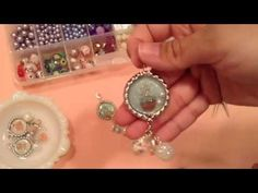 Bottle Cap Charm Tutorial PT.2 - YouTube