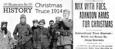 100th Anniversary of the Christmas Truce