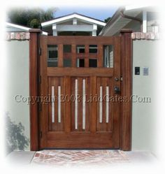 Classic and Custom Wood Gate Designs | Custom Garden Wood Gates
