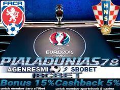 Prediksi Skor Bola Republik Ceko vs Kroasia 17 Juni 2016