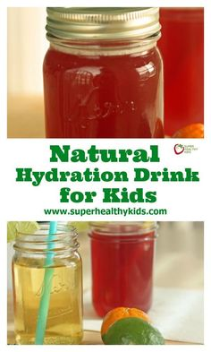 Hydration Drink for Kids Natural Hydration Drink Recipe for Kids. Hydrate naturally with this easy recipe! /natural-hydration-drink-for-kidsNatural Hydration Drink Recipe for Kids. Hydrate naturally with this easy recipe! /natural-hydration-drink-for-kids Healthy Drinks For Kids, Vegetarian Meals For Kids, Super Healthy Kids, Kid Drinks, Kids Cooking Recipes, Healthy Foods To Eat, Kids Meals, Healthy Snacks, Easy Meals
