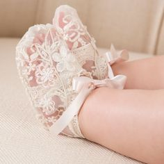 Jessica Lace Booties - Girls Booties