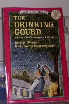 The Drinking Gourd 1993 Underground Railroad Slavery History I Can Read Book