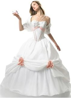 Ball-Gown Sweetheart Floor-Length Taffeta Quinceanera Dress With Sash Beading Flower(s)