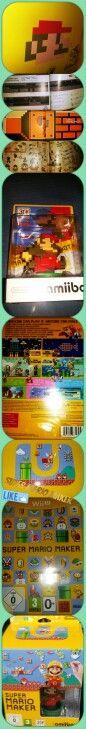 Super Mario maker Wall