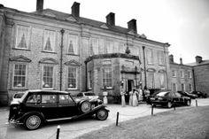 Castle Durrow Castle House Hotel, Co. Wedding Car, Wedding Venues, Castle House, House Front, Street View, Vintage, Wedding Reception Venues, Wedding Places, Vintage Comics