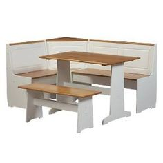 Ardmoore Nook Set - White/Natural