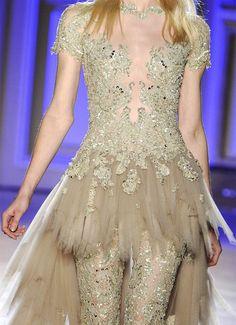 Zuhair Murad, Haute Couture Spring/Summer, 2012 - details