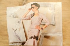 Fashion/Design - cool frames and painting