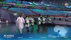 Nigeria fields the first bobsled team from Africa. 2018 Winter Olympic Games, Winter Games, Tara Lipinski, Nbc Olympics, Pyeongchang 2018 Winter Olympics, Johnny Weir, Tokyo 2020, Opening Ceremony