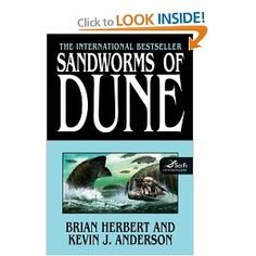 Sandworms of Dune by Brian Herbert and Kevin Anderson
