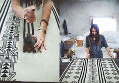 Block printing fabric Jaipur