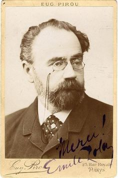 Emile Zola (1840-1902)