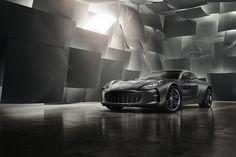 Aston Martin One 77 on Behance