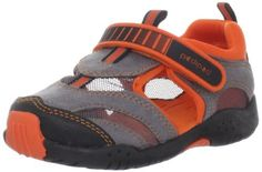pediped Flex Delmar Sneaker (Toddler/Little Kid) pediped. $47.95. Flexible, lightweigh sole. Machine Washable. Manmade sole. Accepted by the American Podiatric Medical Association for promoting healthy foot development. Leather and synthetic. Endorsed by researchers associated with Children's Hospital Boston and Harvard Medical School. Velcro strap of superior adjustability