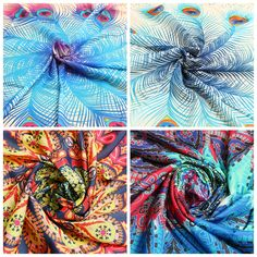 High-quality 150cm/ 59'' Bohemian Style Beach Yoga Towel Tapestry Tablecloth Silk Scarf Mandala Round Bed Sheet - NewChic Mobile.