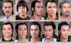 Top Cult Film Actors from Past Wuxia, Shaw Brothers Bruce Lee Martial Arts, Kung Fu Martial Arts, Martial Arts Movies, Martial Artists, Kung Fu Movies, Karate Movies, Brothers Movie, Shaolin Kung Fu, Fantasy Movies