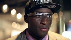 Nigerian Victor Oladipo rocks Google Glasses at NBA Draft 2013 | Ping Nigeria