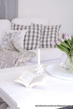 Dreams Come True: Tulpen & neue Kuscheldecke