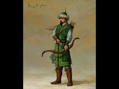 The King's Crusade - Turkish archer.