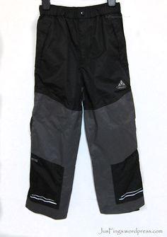 VAUDE Kids Shell Pants $120 Fleece Pants, Winter Sports, Winter Wear, Parachute Pants, Shells, Sweatpants, Kids, How To Wear, Accessories